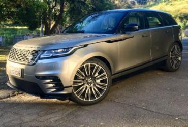 Range Rover Velar é um SUV por excelência | Marco Antônio Jr. | Ag. A TARDE