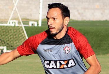 De volta ao time titular, Yago quer retomar confiança da torcida | Maurícia da Matta l EC Vitória