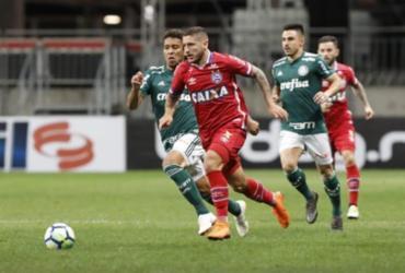 Em jogo marcado por uso do VAR, Bahia e Palmeiras empatam sem gols | Adilton Venegeroles l Ag. A TARDE