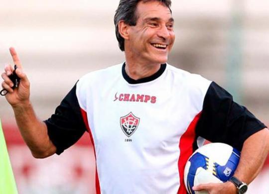 Paulo César Carpegiani é confirmado como o novo técnico do Vitória | Reprodução