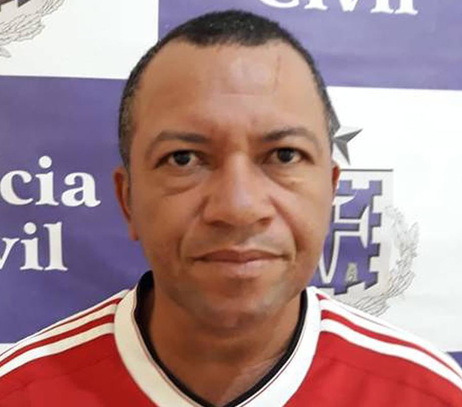 Givaldo Calisto dos Santos estava foragido do Conjunto Penal de Juazeiro