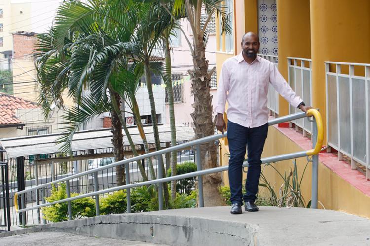 Segundo o síndico profissional Joilton Costa, moradores devem levar sua demanda para a reunião do condomínio - Foto: Luciano da Matta   Ag. A TARDE