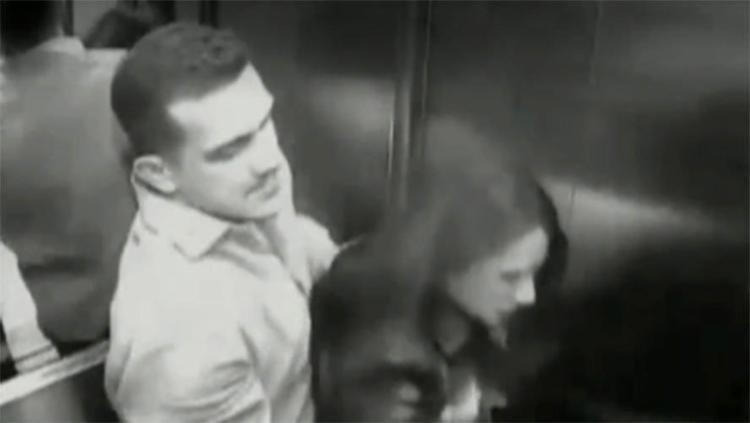 Suspeito teve sua situação agravada após a liberação de imagens do prédio, nas quais aparece agredindo a mulher - Foto: Reproução l TV UOL