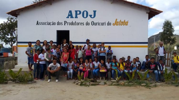 A APOJ foi criada em 2017 com o intuito de beneficiar a comunidade local e valorizar o licurizeiro - Foto: Divulgação