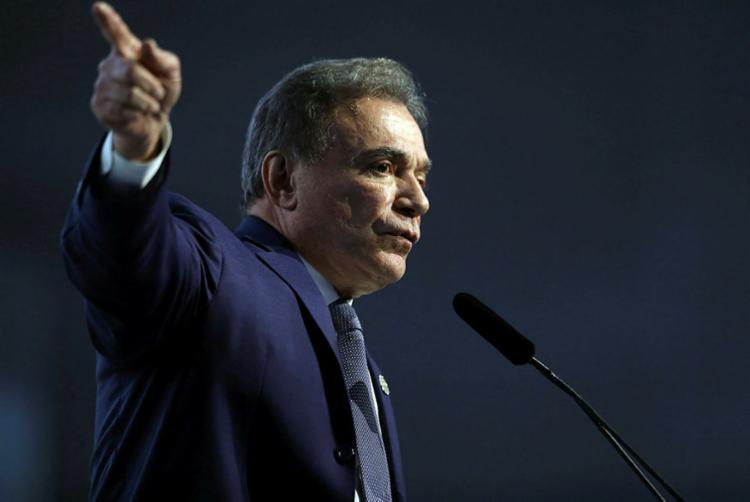Sobre suas propostas, voltou a bater na tecla do combate à corrupção, até para melhorar a imagem do Brasil - Foto: André Carvalho   CNI