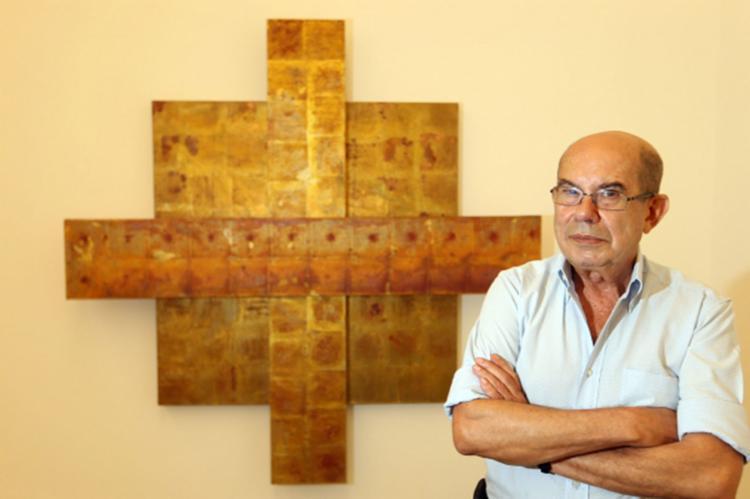 Ele foi um dos principais artistas que mudaram o panorama da arte brasileira com obras de caráter político, nos anos 1960 - Foto: JF Diorio l Divulgação