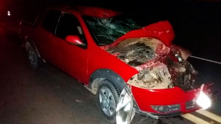 Motorista do carro ainda não foi identificado - Foto: Reprodução | Site Radar 64