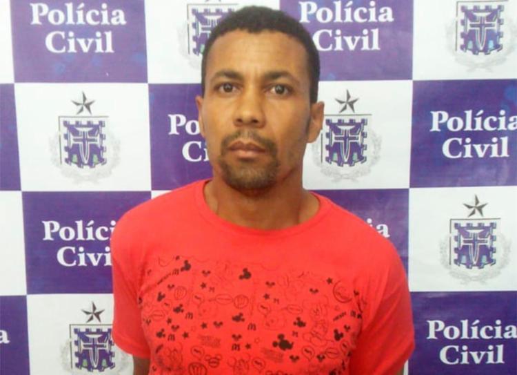 Luiz Carlos será encaminhado para o sistema prisional de Salvador - Foto: Divulgação   SSP