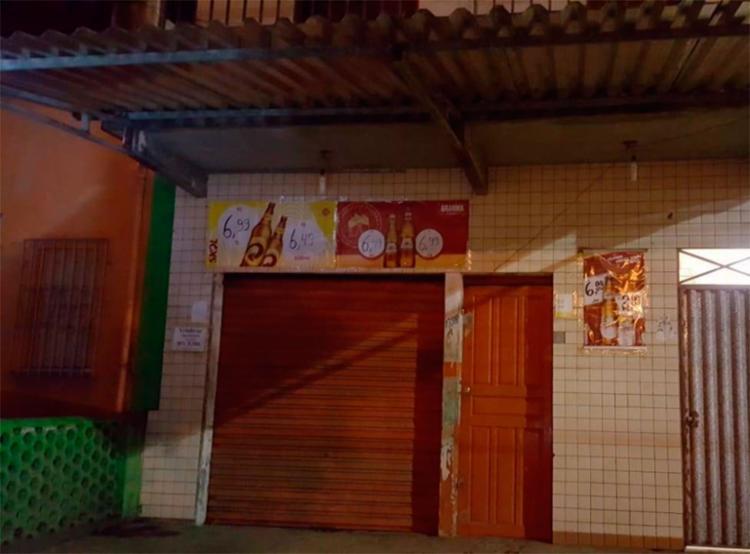 Cerca de 30 a 50 pessoas estavam no local no momento do crime - Foto: Reprodução | Blog Verdinho Itabuna