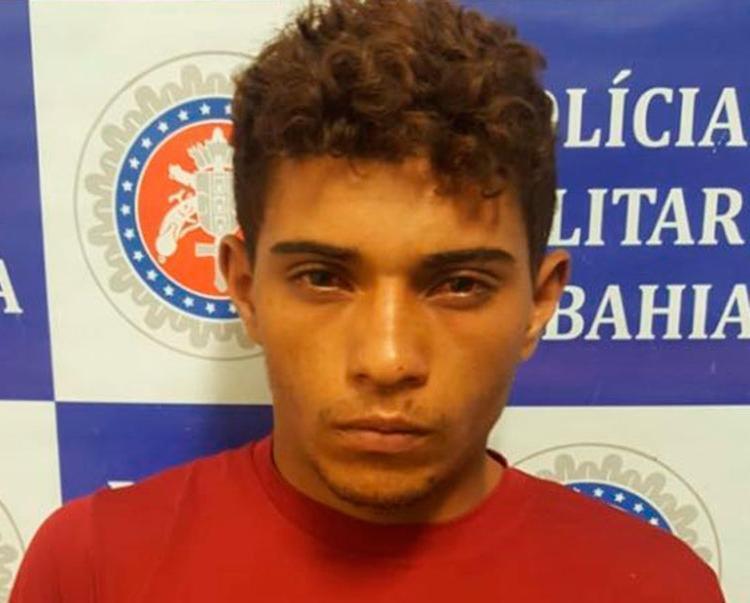 Homem foi encaminhado para delegacia da cidade onde está à disposição da justiça - Foto: Divulgação | SSP-BA