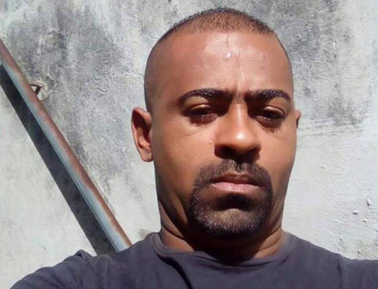 Edson José dos Santos foi executado dentro de casa por homens encapuzados - Foto: Reprodução | Facebook