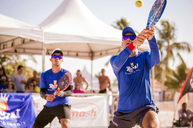 A competição foi realizada nas areias da praia de Coroa Vermelha - Foto: Divulgação