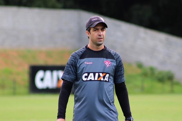 Leão volta a campo diante do Palmeiras, no próximo domingo, 19 - Foto: Maurícia da Matta l EC Vitória