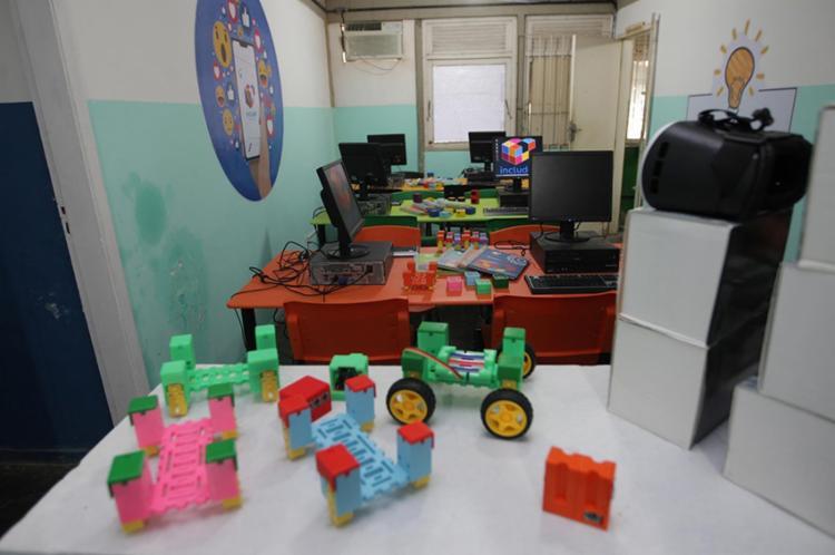 O lnclude Pernambués tem como objetivo a inclusão social das crianças e jovens do bairro - Foto: Divulgação | Gov-Ba