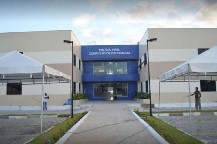 Local projetado para receber no máximo 20 detentos abriga cerca de 73 presos - Foto: Reprodução | Google Maps