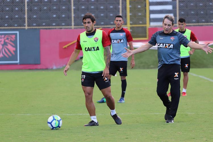 Leão quer engatar segundo triunfo consecutivo no Brasileirão - Foto: Maurícia da Matta l EC Vitória