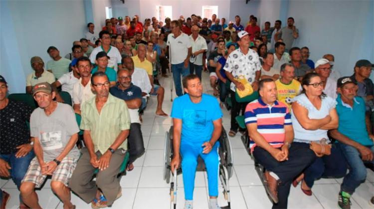 O documento permite sucessão rural às famílias beneficiadas e facilita a financiamento financeiro - Foto: Alberto Coutinho | Divulgação | GOVBA
