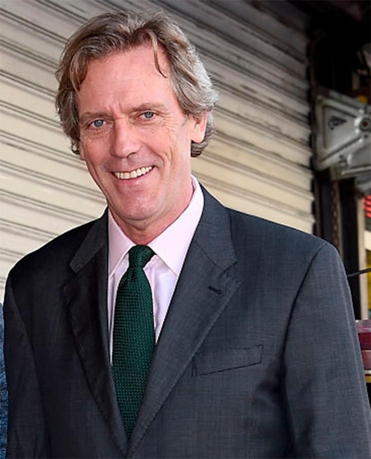 O ator Hugh Laurie, conhecido por estrelar Dr. House vai participar da nova série de comédia da HBO, Avenue 5 - Foto: Reprodução
