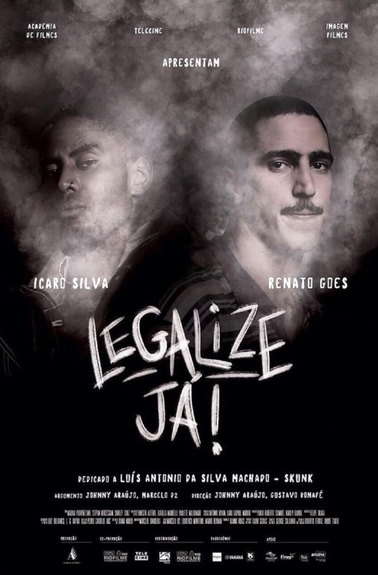 O filme estreia nos cinemas no dia 18 de outubro