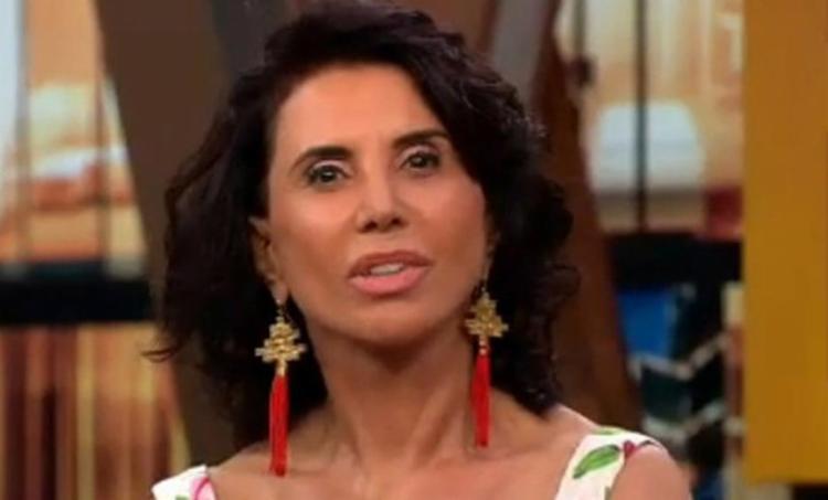 'Que o Brasil legalize o aborto como os EUA, para que nós possamos ter os filhos nas melhores condições', disse a atriz - Foto: Reprodução l Band