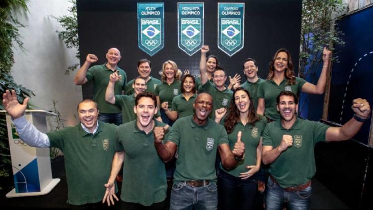 A marca criada pela entidade é um reconhecimento para os representantes brasileiros em 23 edições da Olimpíada - Foto: Wander Roberto   COB