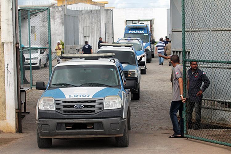 O Conjunto Penal de Feira de Santana foi interditado no dia 26 de abril - Foto: Luiz Tito | Ag. A TARDE l 18.5.2016