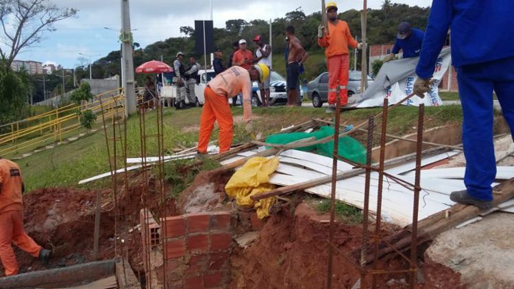 Construções e ocupações em área pública ou de preservação ambiental são proibidas por lei - Foto: Divulgação l Secom-PMS
