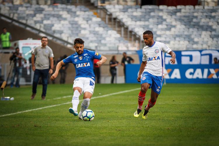 Equipes fizeram uma partida equilibrado em Belo Horizonte - Foto: Divulgação l Cruzeiro
