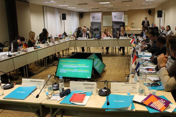 MEC recebe apoio para novos cursos e liberação de recursos - Foto: Divulgação | Secretaria de Educação BA