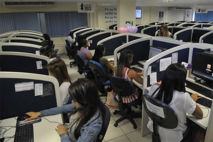 Lei Maria da Penha completa 12 anos em meio a notícias de feminicídio - Foto: José Cruz l Agência Brasil