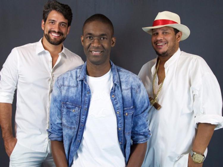 Batifun é composta pelos músicos Marcelo Timbó, Júnior Luiz e Fernando Rufino - Foto: Divulgação