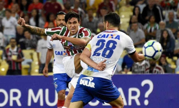 Bahia enfrentou o Fluminense fora de casa neste domingo - Foto: Divulgação | Fluminense