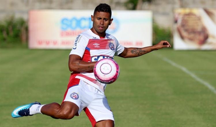 Kayke está próximo de ser anunciado como novo jogador do Fluminense - Foto: Felipe Oliveira | Divulgação | ECBahia