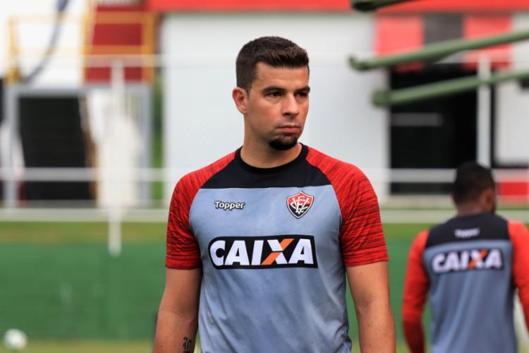 André Lima prometeu mais empenho dos jogadores do Leão - Foto: Divulgação | E. C. Vitória