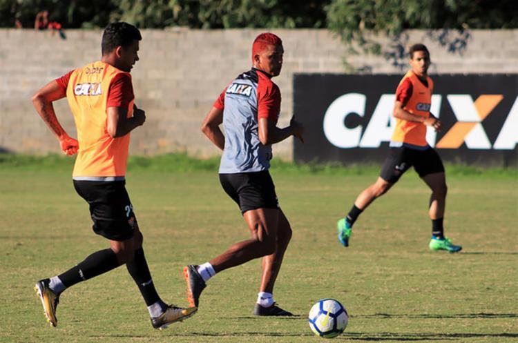 Vitória e Cruzeiro duelam neste domingo, 5, às 16h, no estádio Barradão - Foto: Maurícia da Matta | Divulgação | E. C. Vitória