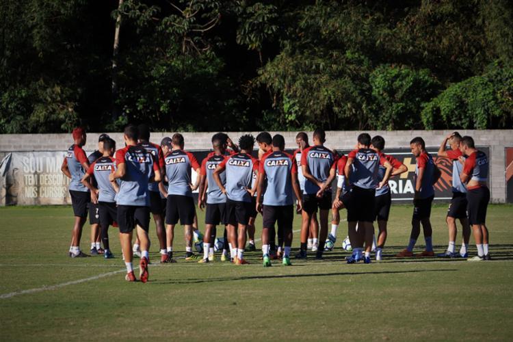Leão encara o Grêmio na próxima rodada do Campeonato Brasileiro - Foto: Maurícia da Matta   Divulgação   E. C. Vitória