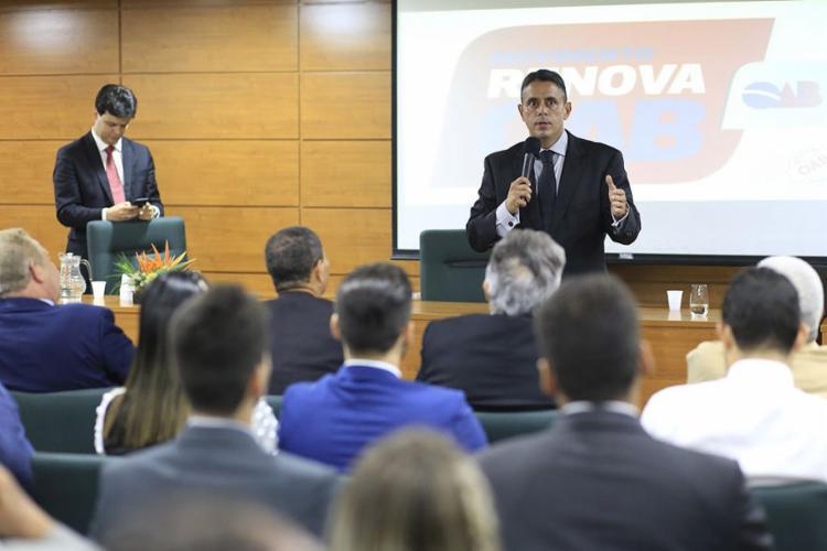O anúncio será feito neste sábado, 11, quando é celebrado o Dia do Advogado - Foto: Divulgação