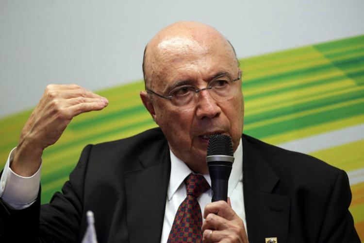 O candidato do MDB disse que não percebeu nenhum tipo de rejeição durante a convenção. - Foto: Antonio Cruz   Reprodução   Agência Brasil
