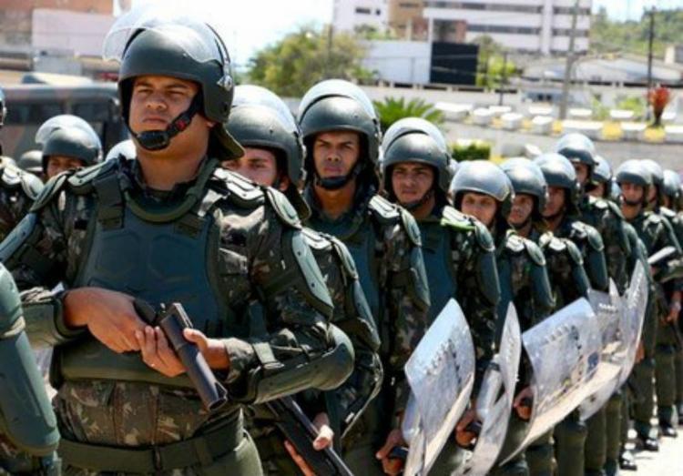 O procurador regional eleitoral do Ceará solicitou o envio de tropas federais para evitar a ação do crime organizado durante as eleições - Foto: Reprodução