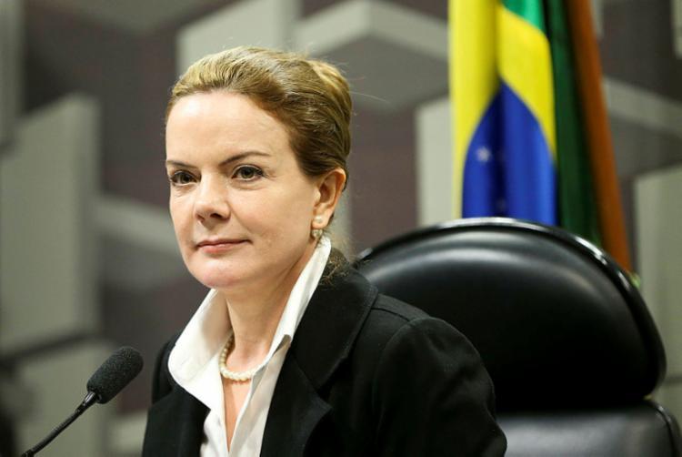 Gleisi e Haddad ainda buscam um vice para a candidatura de Lula - Foto: Marcelo Camargo | Agência Brasil