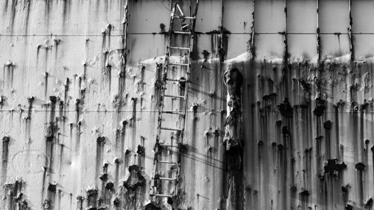 No auge da construção da Enseada, oito mil pessoas trabalhavam na obra - Foto: João Alvarez / Divulgação