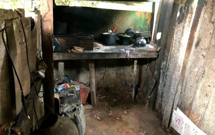 A vítima morava nas dependências da propriedade rural - Foto: Reprodução