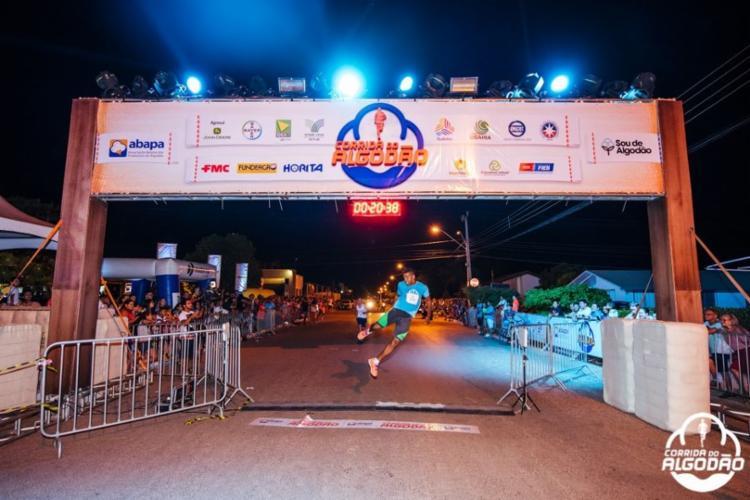 Organizado pela ABAPA, a corrida acontece no dia 29 de setembro, no município de Luís Eduardo Magalhães - Foto: Divulgação