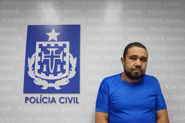 Rodrigo Soares Gois, de 41 anos, foi detido no último sábado, 4, - Foto: Divulgação | SSP-BA