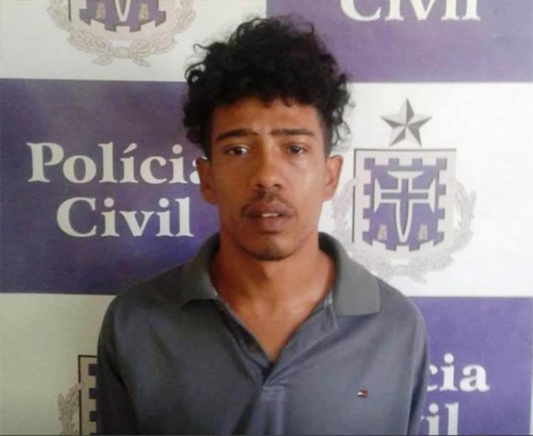 Danilo Sampaio Ferreira, de 28 anos, foi localizado na casa da companheira no interior baiano - Foto: Reprodução | Acorda Cidade