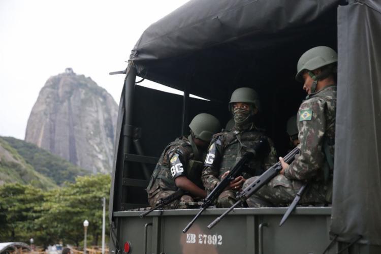 O número de criminosos mortos em confronto com as forças de segurança subiu para seis - Foto: Fernando Frazão l Agência Brasil