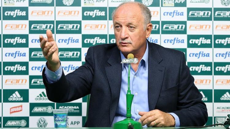 Novo treinador do Palmeiras descarta ter vergonha do 7 a 1 e relembra que participou da última conquista do Brasil em Copas - Foto: Divulgação l Sociedade Esportiva Palmeiras