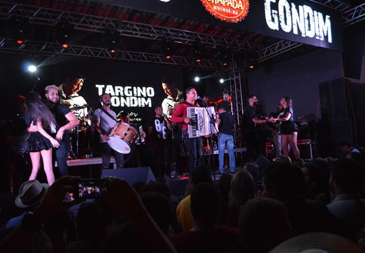 """Durante o festival, Targino Gondim apresentará o show da sua nova turnê, batizada de """"Sem Limites"""" - Foto: Gabriel Carvalho/Divulgação"""