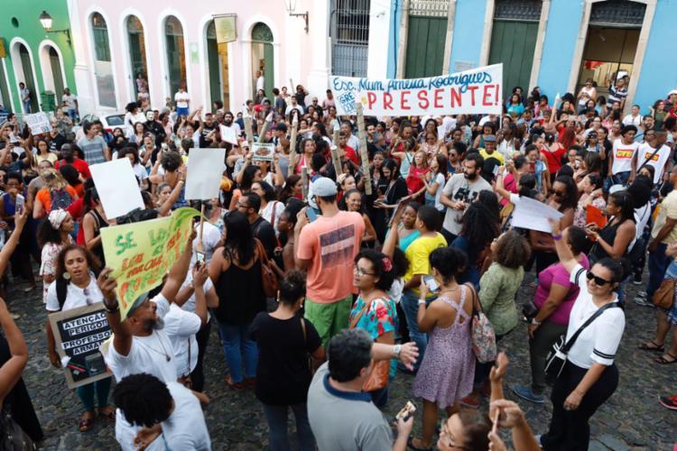 A segunda edição do evento reúne debates, lançamentos de livros, apresentações artísticas e outras atividades no Centro Histórico de Salvador