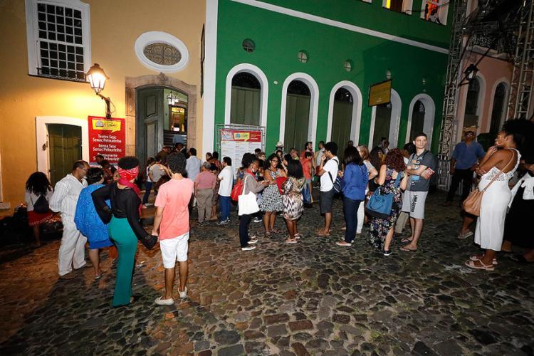 Festa literária segue até o próximo domingo, 12 - Foto: Luciano Carcará l Ag. A TARDE